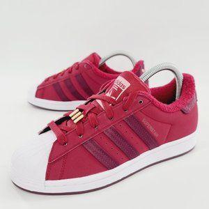 Adidas Originals Superstar Burgundy
